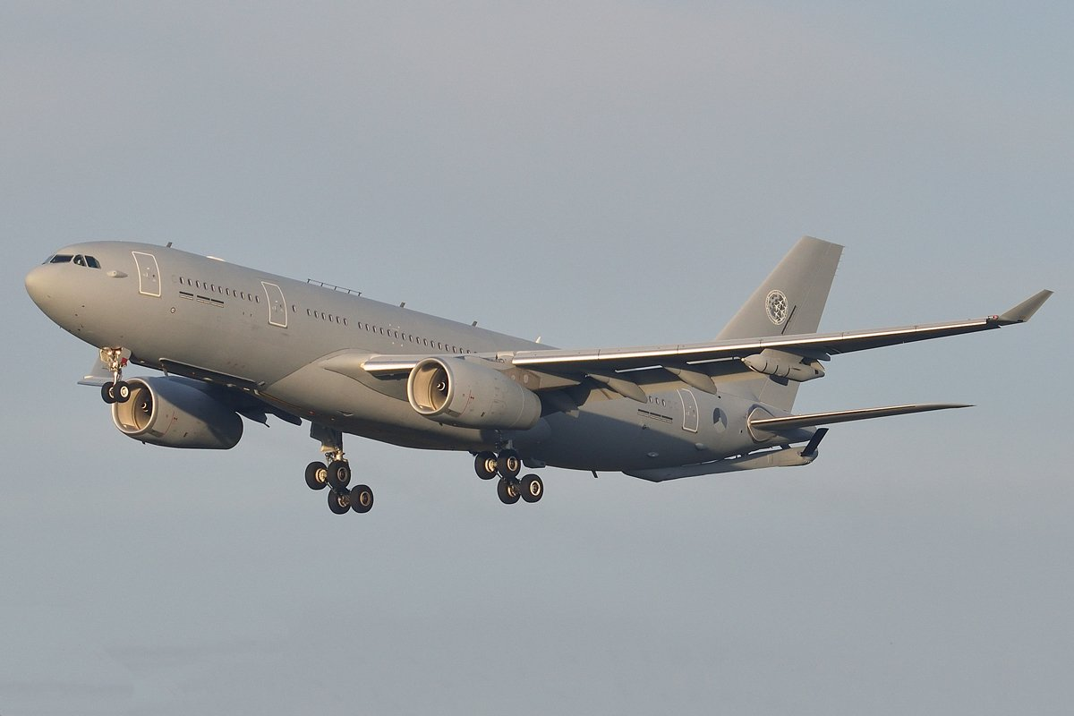 T-055, A330-243MRTT, Netherlands Air Force